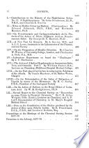 The Quarterly Journal of the Chemical Society of London
