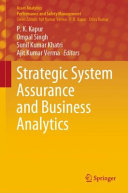 Strategic System Assurance and Business Analytics