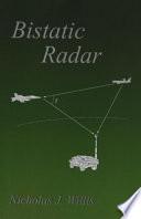 Bistatic Radar  Second Edition