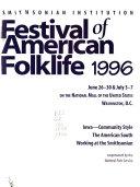 Festival of American Folklife
