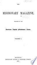 The Missionary Magazine Book PDF