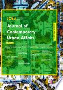 Journal of Contemporary Urban Affairs Vol 2 No 2  2018 Book PDF