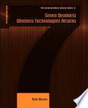 Seven Deadliest Wireless Technologies Attacks Book