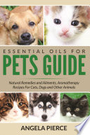 Essential Oils For Pets Guide Book PDF