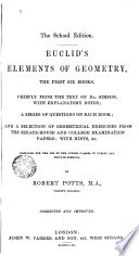Euclid s Elements of Geometry Book
