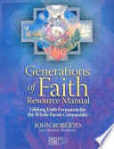Generations of Faith Resource Manual Book