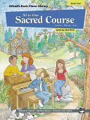 Alfred's Basic All-in-One Sacred Course, Book 4 for Piano
