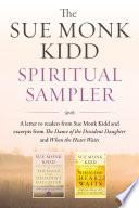 The Sue Monk Kidd Spiritual Sampler Book PDF