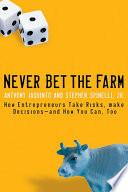 Never Bet the Farm Pdf/ePub eBook