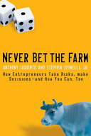 Pdf Never Bet the Farm