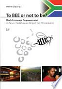 To BEE or not to be?