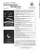 L.C. Information Bulletin