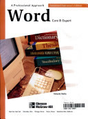 Prof App Word C&E Aie W/C