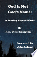 God Is Not God S Name Book