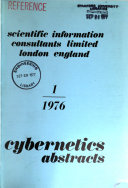 Cybernetics Abstracts