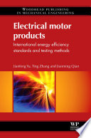 Electrical Motor Products Book