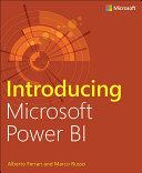 Pdf Introducing Microsoft Power BI Telecharger