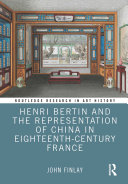 Pdf Henri Bertin and the Representation of China in Eighteenth-Century France Telecharger