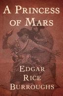 A Princess of Mars Pdf/ePub eBook