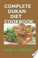 Complete Dukan Diet Cookbook