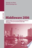 Middleware 2006 Book