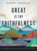 Great Is Thy Faithfulness Book