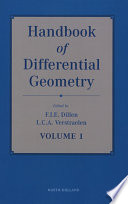Handbook of Differential Geometry