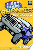 First Class Phonics   Book 7