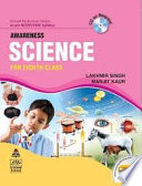 AWARENESS SCIENCE FOR 8 CLASS WITH CD ON REQUEST