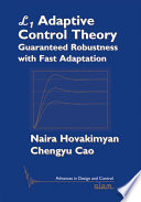 L1 Adaptive Control Theory