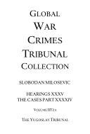Pdf Global War Crimes Tribunal Collection: The Rwanda Tribunal