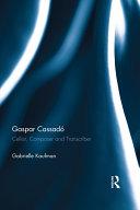 Gaspar Cassadó [Pdf/ePub] eBook