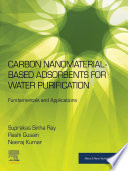 Carbon Nanomaterial-Based Adsorbents for Water Purification