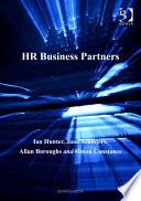 Hr Business Partners Book PDF