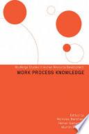 Work Process Knowledge Book PDF