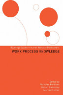 Work Process Knowledge