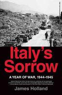Italy's Sorrow