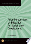 Asian Perspectives On Education For Sustainable Development
