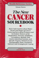 The New Cancer Sourcebook Book