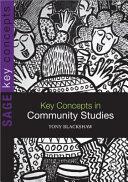 Key Concepts in Community Studies