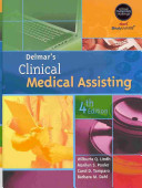 Delmar s Clinical Medical Assisting  Book Only