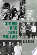Great Men in the Second World War Book PDF