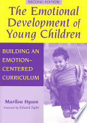 The Emotional Development Of Young Children Book PDF