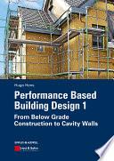 Performance Based Building Design 1