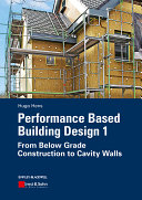 Performance Based Building Design 1