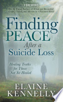 Finding Peace After a Suicide Loss