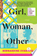 Girl, Woman, Other Bernardine Evaristo Cover