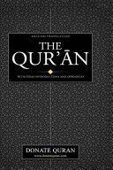 The Qur'an (Quran)