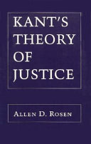 Kant s Theory of Justice