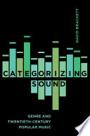 Categorizing Sound